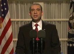 Obama Nobel SNL