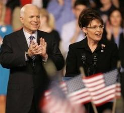 MCCain Veepstakes Palin