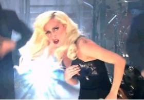 Gaga Wardrobe Malfunction
