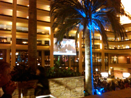 Anderson Cooper Kathy Griffin Marriott Palm Desert