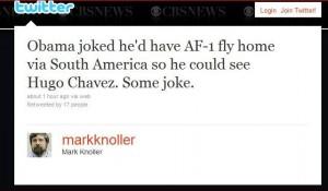 knoller tweet
