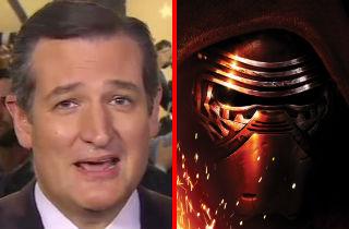 ted cruz star wars the force awakens