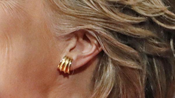 Hillary ear