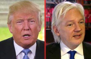 Trump Assange