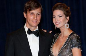 Jared Kushner and Ivanka Trump (Shutterstock)