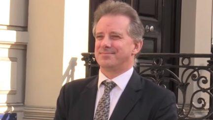 Christopher Steele