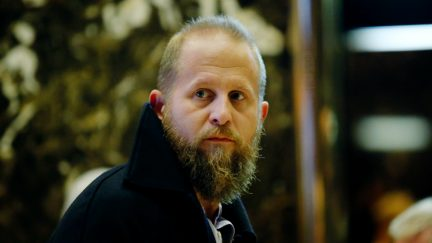 Brad Parscale, 2020 Trump campaign manager
