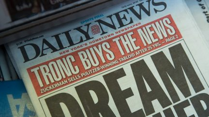 Tronc Media Company Buys New York Daily News