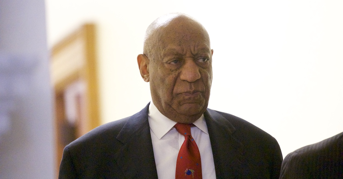 where is bill cosby today