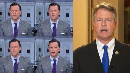 MSNBCs Willie Geist interviews Kansas Rep. Roger Marshall