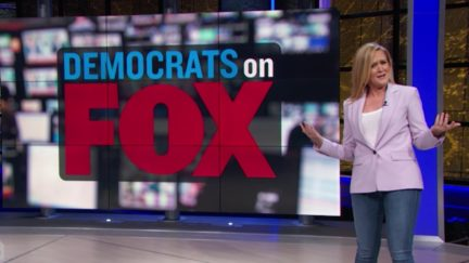 Sam Bee Destroys Democrats Who Go on Fox News: 'You Just Look Stupid'