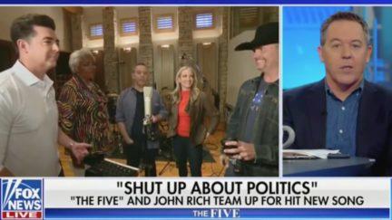 Political Fox News Show Debuts Song 'Shut Up About Politics'
