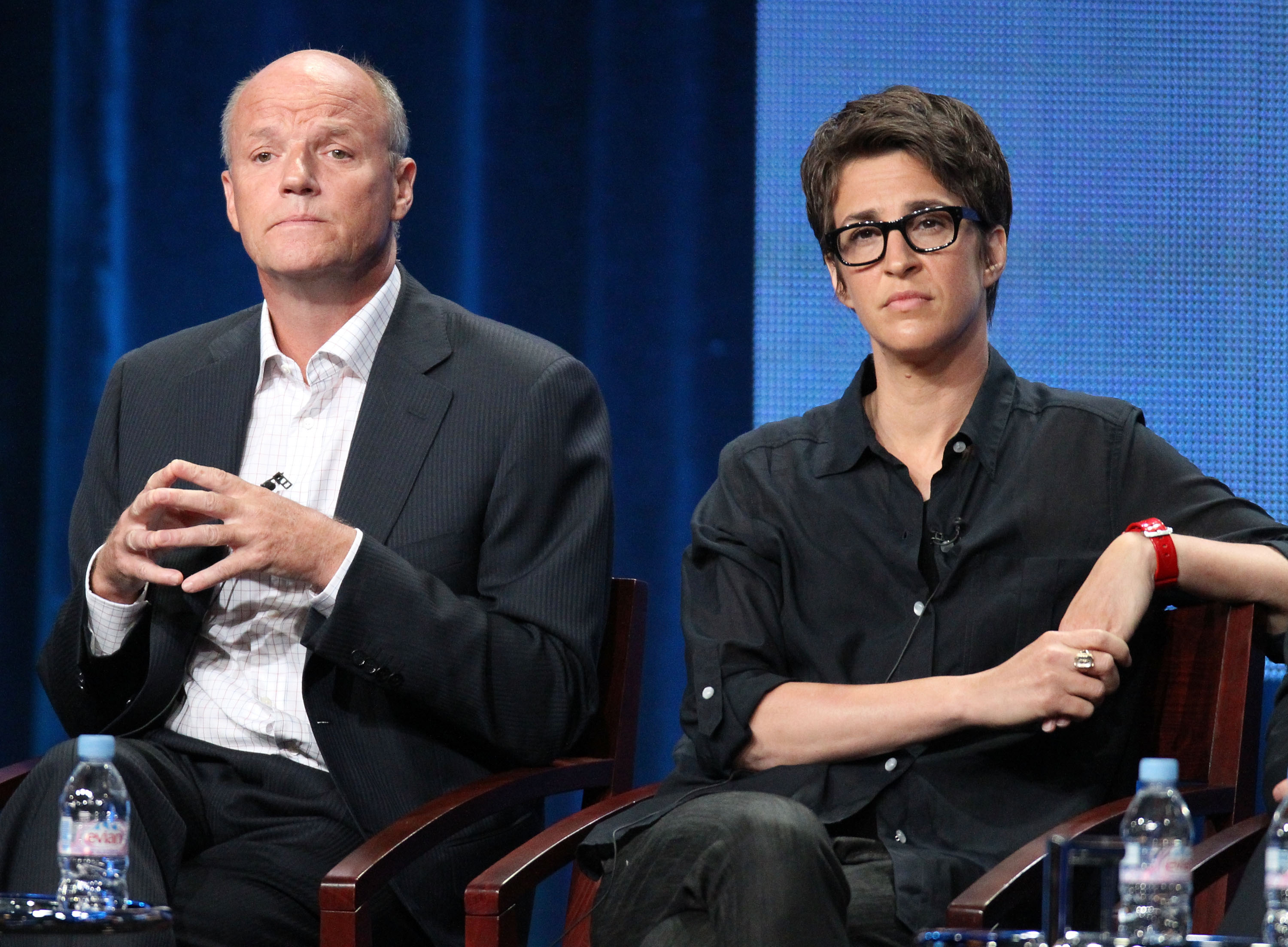 MSNBC Prez Meets With NY Times Editor to Discuss Reported Maddow Ban