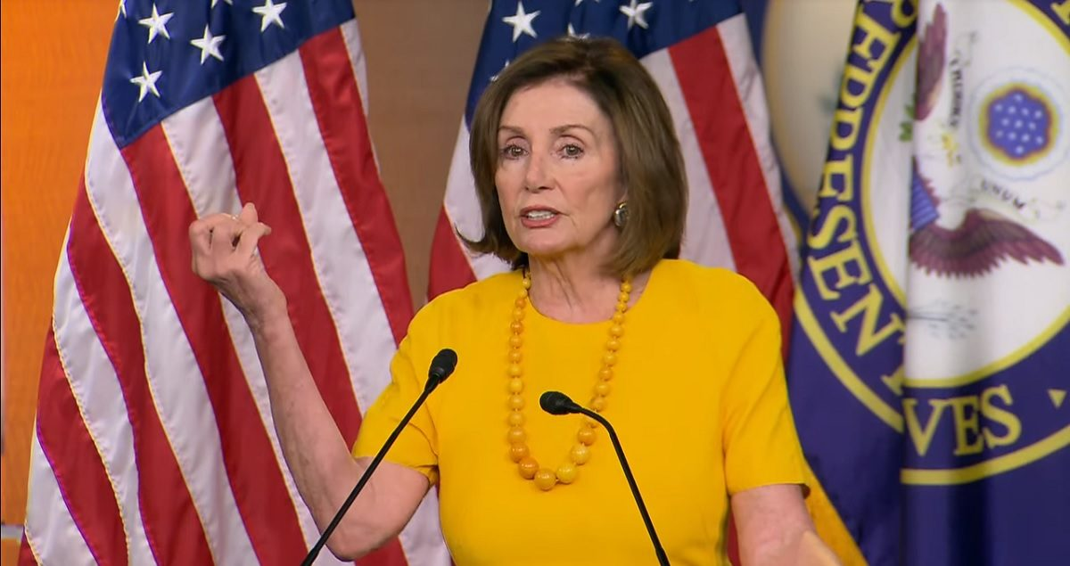 Pelosi Defends Biden on Segregationist Controversy: 'Authenticity' is Most Important 'And Joe Biden is Authentic'