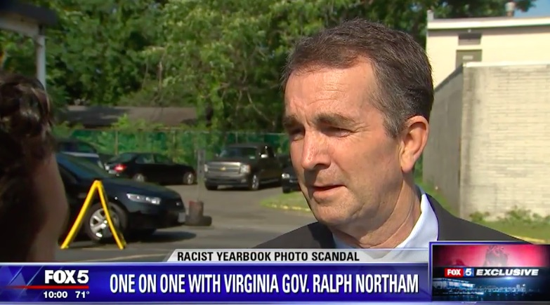 Ralph Northam Stonewalls on Identities of Persons in Racist Yearbook Photo