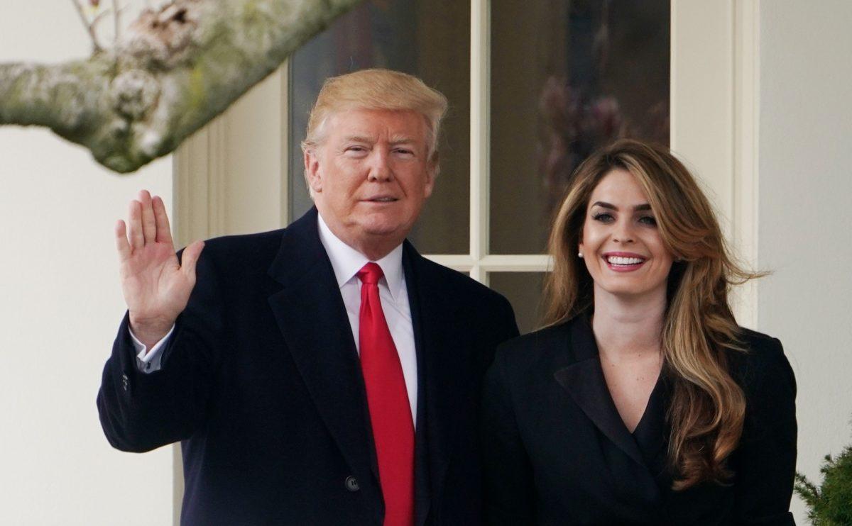 White House Orders Hope Hicks to Defy Subpoena