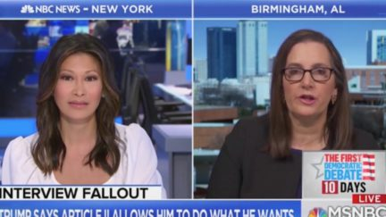 Joyce Vance Argues Trump Doesn't Understand Constitution