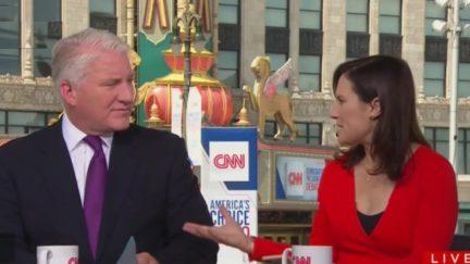 CNN's Maeve Reston on Trump's 'Absurd' Claim: Black Voter Called Him Antichrist