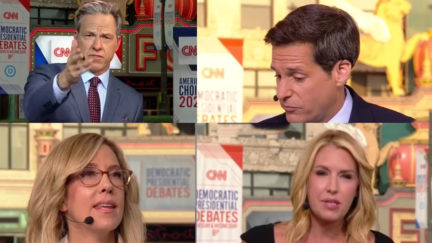 CNN Hypes 'Independent Voter' Who's Fine with Trump Racism as Long as He Doesn't Say 'Literal N-Word'