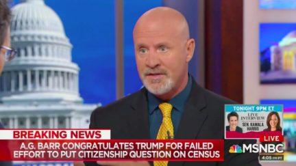 Glenn Kirschner Says Trump 'Goose-stepping Toward Constitutional Crisis'