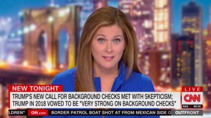 Erin Burnett Calls Out Trump's 'Broken Promises' on Gun Control