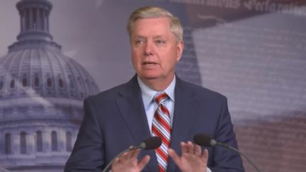 Lindsey Graham Promises to Repeal Obamacare if Trump and Republicans Win