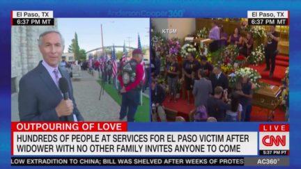 Hundreds of Strangers Attend El Paso Victim Margie Reckard's Funeral