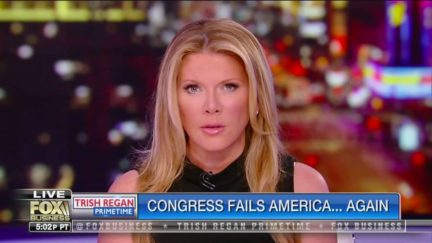 Trish Regan Calls Out 'Inept Congress', Blames NRA Propaganda That is 'Not True'