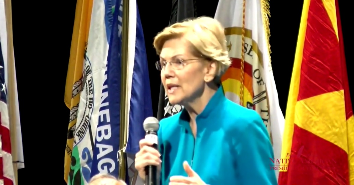Politico Editor Says Elizabeth Warren's 'Pocahontas Problem' Could Still Sink Her Candidacy