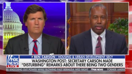 Ben Carson Offers Bizarre Defense Against Charges of Transphobia