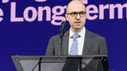 'New York Times' publisher A.G. Sulzberger