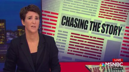 Rachel Maddow Scorches NBC for Killing Harvey Weinstein Expose