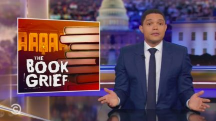 Trevor Noah Calls Out Greed Behind Pro, Anti-Trump Tell-All Books