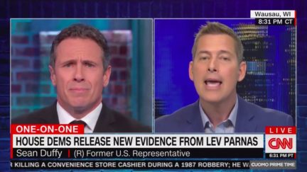Sean Duffy Claims 'We Disagree on the Facts' In Clash With Chris Cuomo