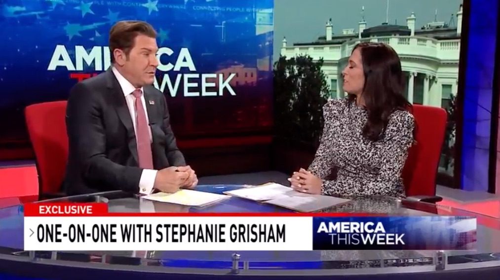 Stephanie Grisham Hits Back at CNN for WH Reporting