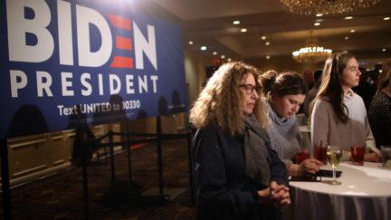 Joe Biden Event New Hampshire