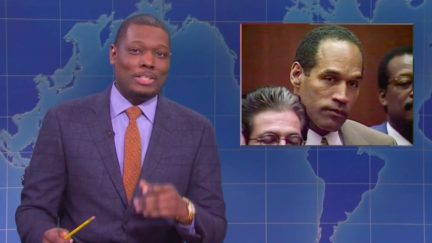 Weekend Update Goes Off on Trump Celebrating Acquittal