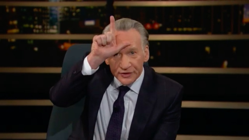 Bill Maher Slams Democrats for Purity on Political Donations