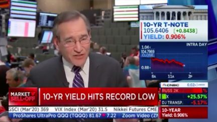 CNBC's Rick Santelli Suggests Giving Coronavirus to Everybody to Minimize Hit to Global Economy