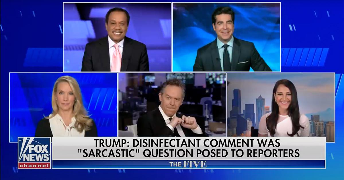 Fox Host: 'Something's Going to Happen' to Biden