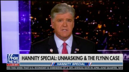 'Hannity' Flynn Special Wins Thur Ratings, But Sags in Total Viewers