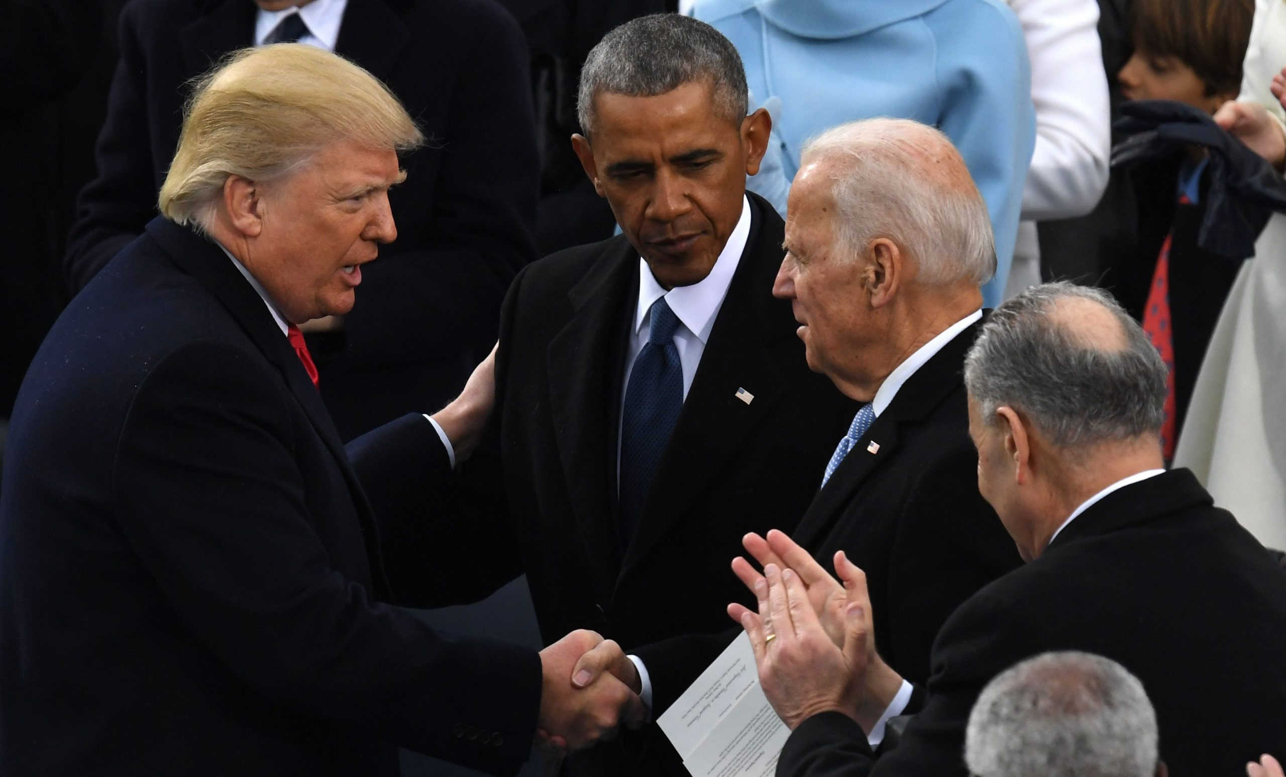 Joe Biden on sexual assault allegation: 'never, never happened'