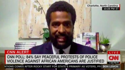Bakari Sellers Calls out Senate GOP for 'Lack of Testicular Fortitude' on Confronting Racial Injustice