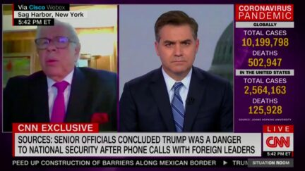 Carl Bernstein Reports Former WH Staffers Alarmed Trump Was 'Delusional' in Foreign Leader Calls