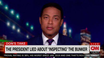 Don Lemon Calls Out Trump's Constant Lies