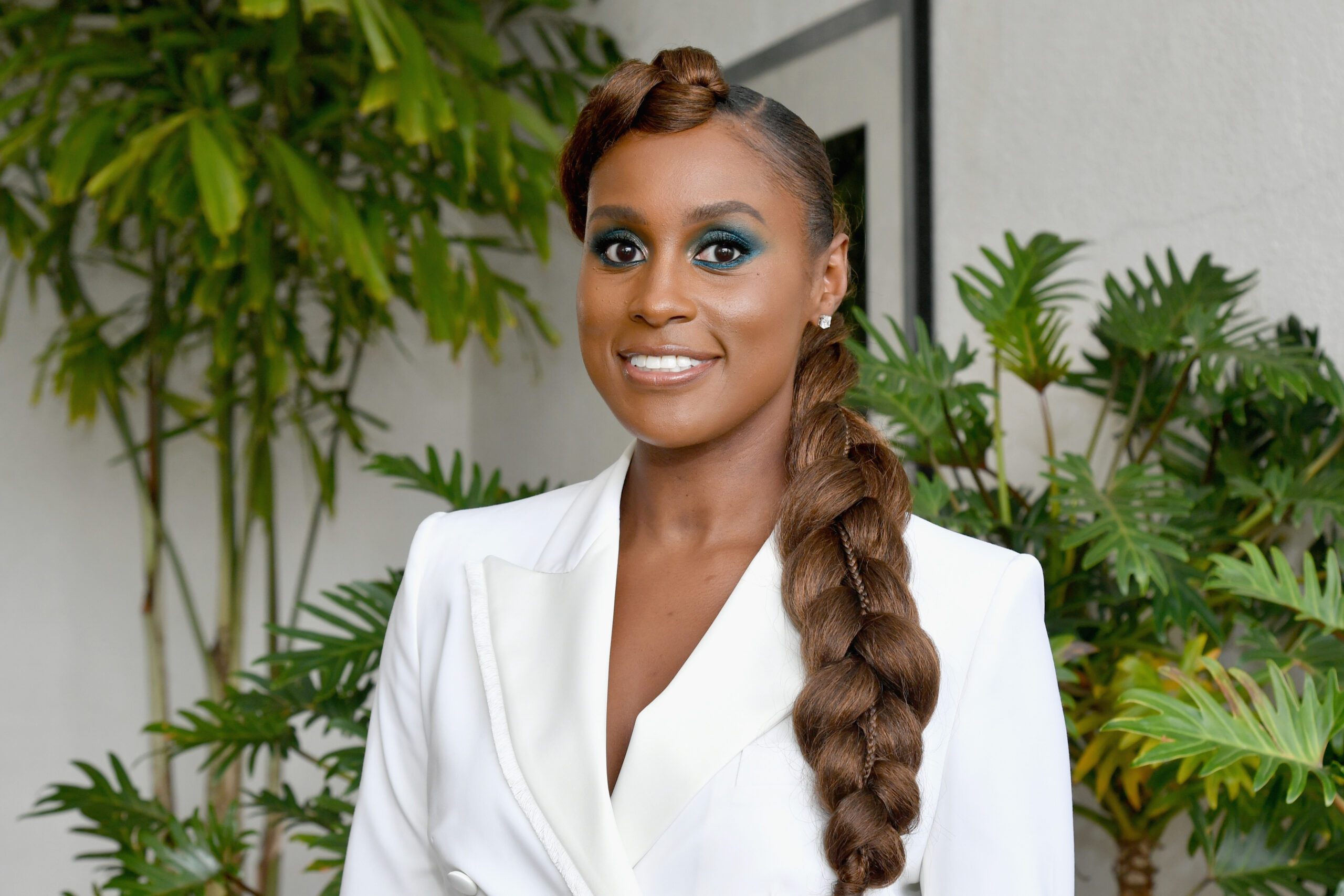 Donald Trump's Sole Liked Tweet Is About Issa Rae's 'Insecure'; Rae Reacts