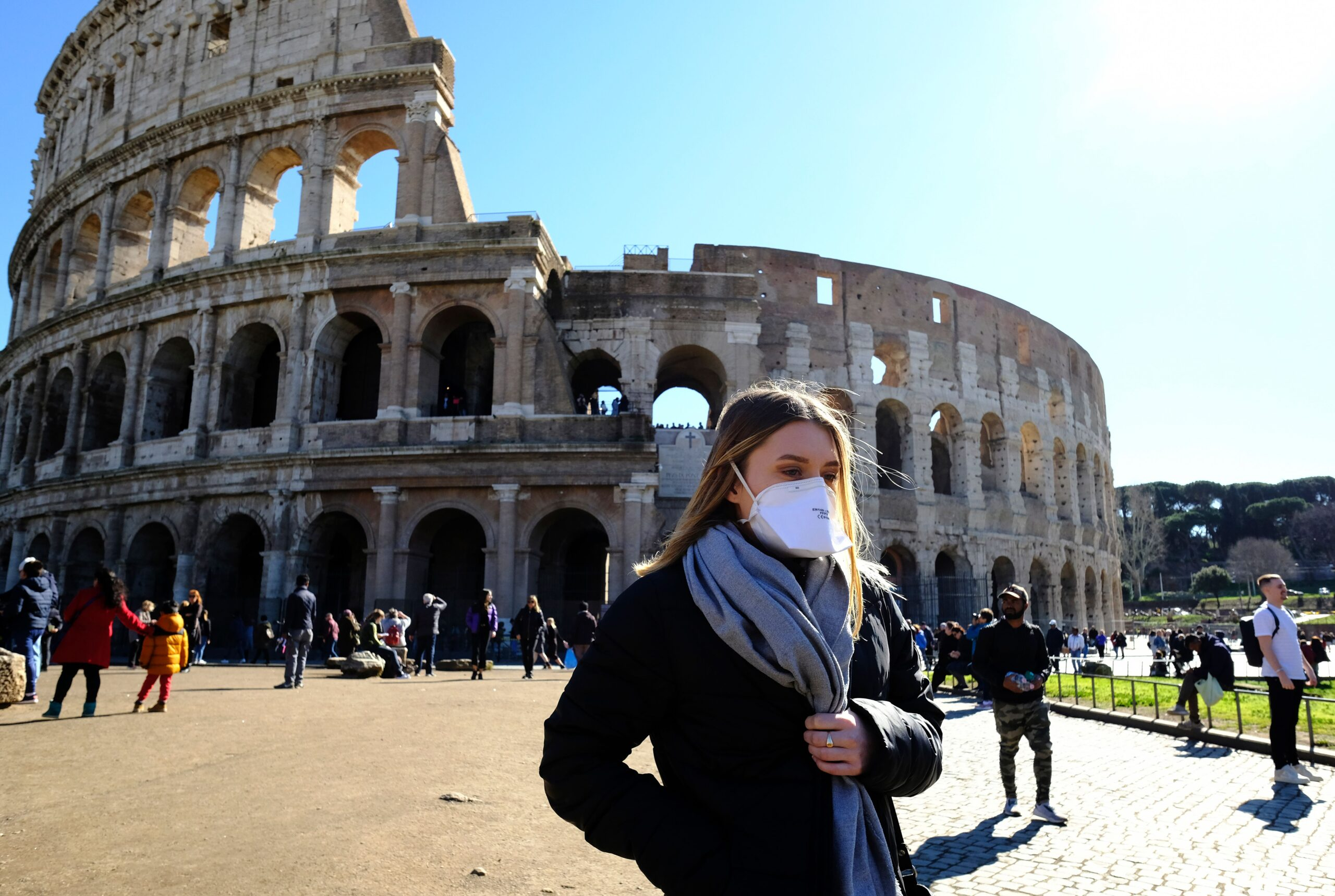 COVID-19 has become less deadly in Italy, health expert says
