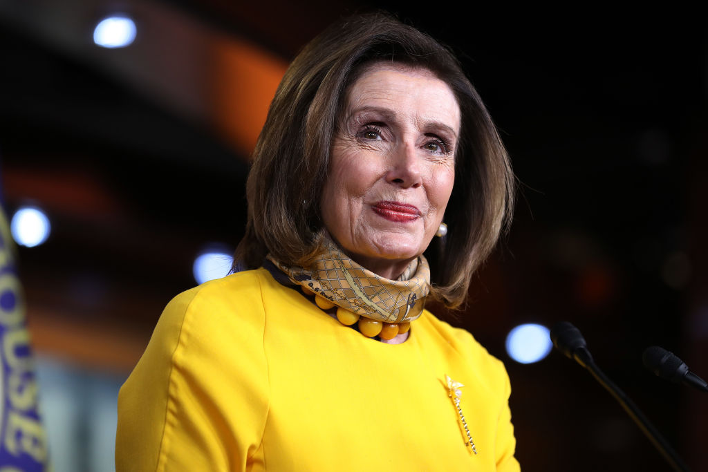 Pelosi Demands Removal of 11 Statues from US Capitol