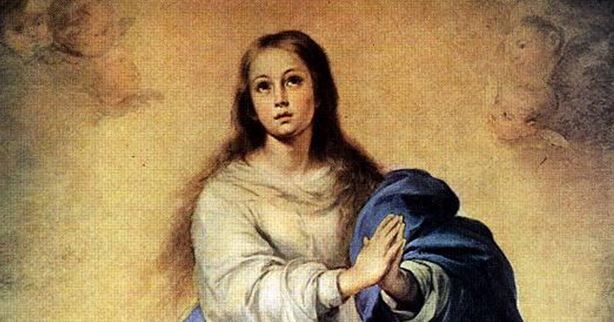 A bad art restorer in Spain totally ruined a Virgin Mary painting