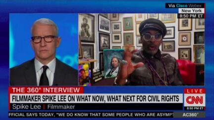 Spike Lee Scorches Trump for Rousting Peaceful DC Protestors Like He's 'Bull Connor'